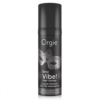 Orgie - Sexy Vibe! High Voltage Liquid Vibrator 15 ml