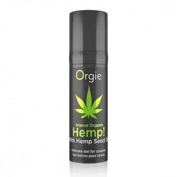 Orgie - Hemp! Intense Orgasm 15 ml
