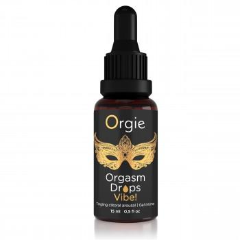 Orgie - Orgasm Drops Vibe! 15 ml