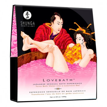 Shunga - Lovebath Dragon Fruit