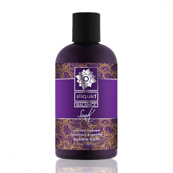 Sliquid - Balance Soak Coconut Papaya 255 ml