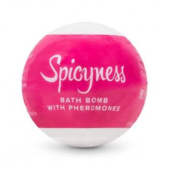 Obsessive - Bath Bomb with Pheromones Spicy