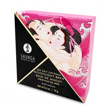Shunga - Oriental Crystals Bath Salts Single Use Aphrodisia 75 gr