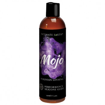 Intimate Earth - Mojo Peruvian Ginseng Silicone Performance Glide 120 ml