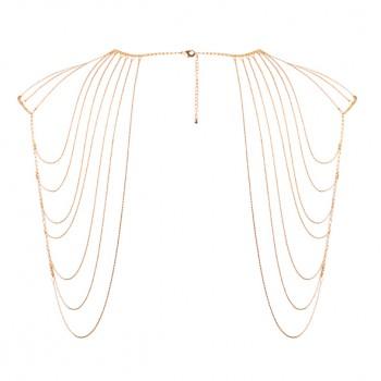Bijoux Indiscrets - Magnifique Shoulder Jewelry Gold