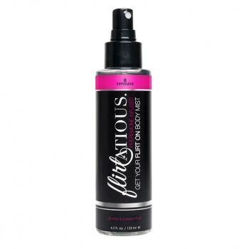 Sensuva - Flirtatious Pheromone Body Mist Passion Fruit & Guava 125 ml