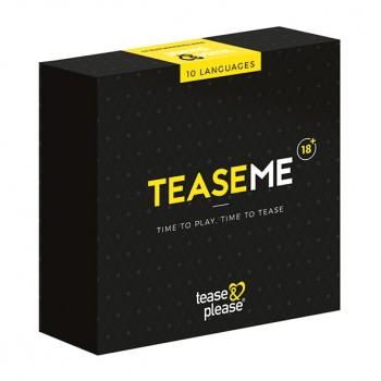 XXXME - TEASEME Time to Play, Time to Tease (NL-EN-DE-FR-ES-IT-SE-NO-PL-RU)