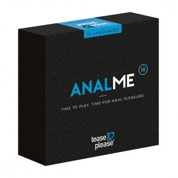 XXXME - ANALME Time to Play, Time to Anal (NL-EN-DE-FR-ES-IT-SE-NO-PL-RU)