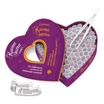 Kama Sutra Heart & Corazon Kama Sutra (EN-ES)