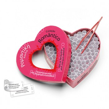 Romantic Heart & Coracao Romantico (GR-PT)