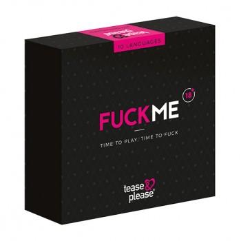XXXME - FUCKME Time to Play, Time to Fuck (NL-EN-DE-FR-ES-IT-SE-NO-PL-RU)
