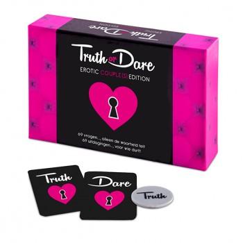 Truth or Dare Erotic Couple(s) Edition (NL)