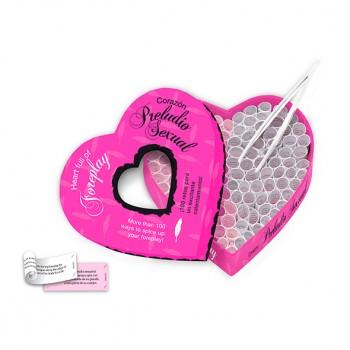 Heart Full of Foreplay & Corazon Preludio Sexual (EN-ES)