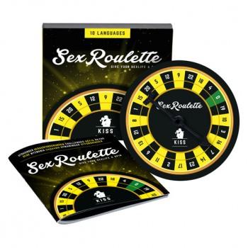 Sex Roulette Kiss (NL-DE-EN-FR-ES-IT-PL-RU-SE-NO)