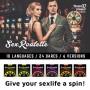 Sex Roulette Kiss (NL-DE-EN-FR-ES-IT-PL-RU-SE-NO) - tease & please