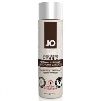 System JO - Silicone Free Hybrid Lubricant Coconut Warming 120 ml