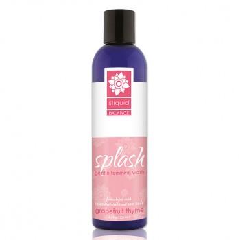 Sliquid - Balance Splash Grapefruit Thyme 255 ml