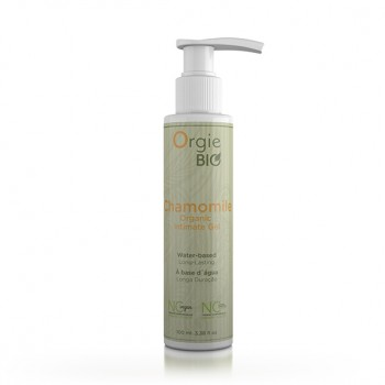 Orgie - Bio Organic Intimate Gel Chamomile 100 ml