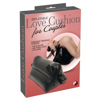 Love Cushion Portable Triangle