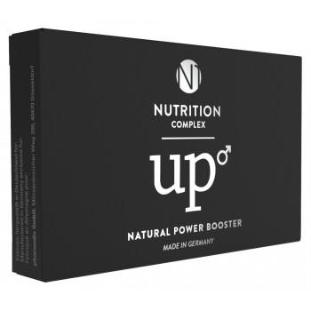 Stimulējošas kapsulas 4GAB N1 Up-Natural Powe