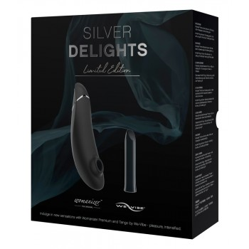 Silver Delights Collection