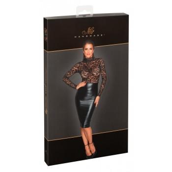 Noir Dress Lace XL