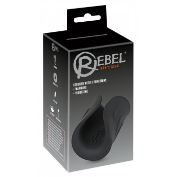 Rebel Stroker with 2 functions