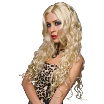 Wig Jennifer - Platinum Blonde