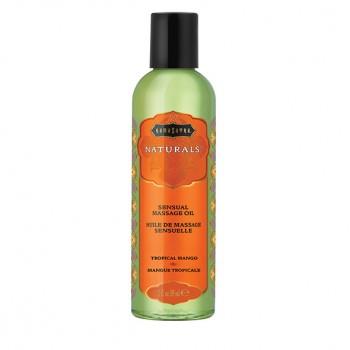 Kama Sutra - Naturals Massage Oil Tropical Mango 59 ml