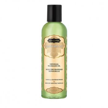 Kama Sutra - Naturals Massage Oil Vanilla Sandelwood 59 ml