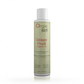 Orgie - Bio Organic Oil Grapefruit 100 ml