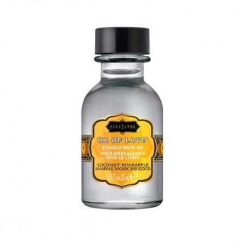 Kama Sutra - Oil of Love Kissable Body Oil Coconut Pineapple 22 ml