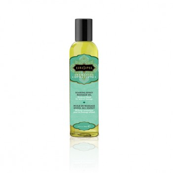 Kama Sutra - Aromatic Massage Oil Soaring Spirit 59 ml