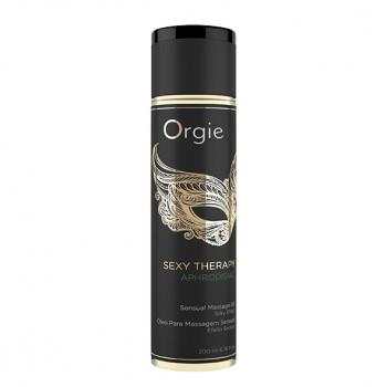 Orgie - Sexy Therapy Sensual Massage Oil Fruity Floral Aphrodisiac 200 ml