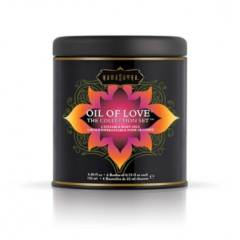 Kama Sutra - Oil of Love The Collection Set