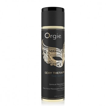 Orgie - Sexy Therapy Sensual Massage Oil Fruity Floral The Secret 200 ml