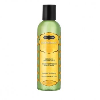 Kama Sutra - Naturals Massage Oil Coconut Pineapple 59 ml