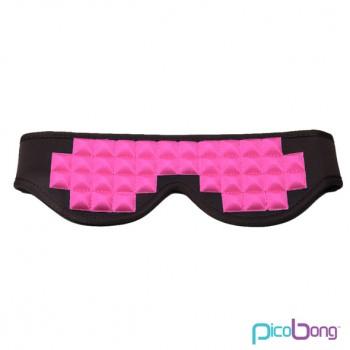 PicoBong - See No Evil Blindfold Cerise
