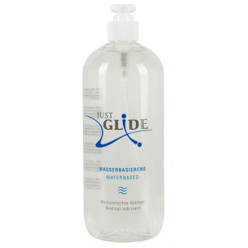 Lubrikants Just Glide ūdens bāzes 1L