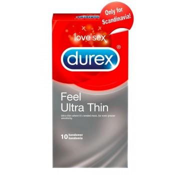 Durex Feel Ultra Thin 10