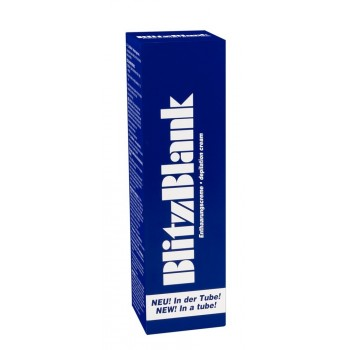 BlitzBlank skūšanās krēms 125ml