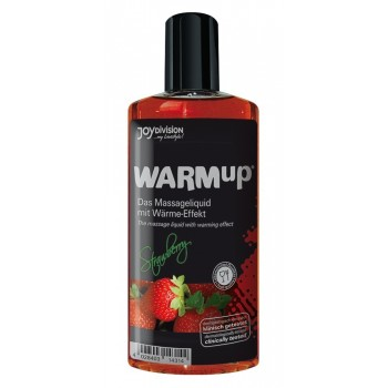 Warm-up Strawberry 150ml