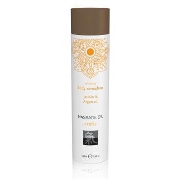 Massage Oil Jasmin & Argan
