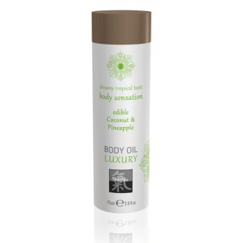 Luxury Body Oil Coconut 75 ml