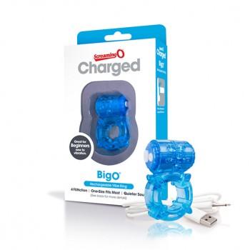 The Screaming O - Charged Big O Blue