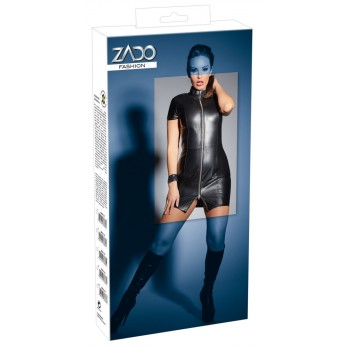 Mini kleita ādas XL ZADO