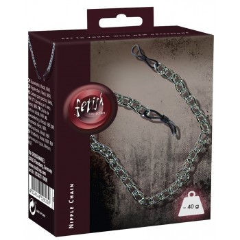 Steel Nipple Chain