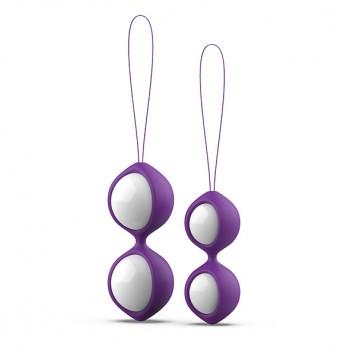B Swish - bfit Classic Kegel Balls Purple