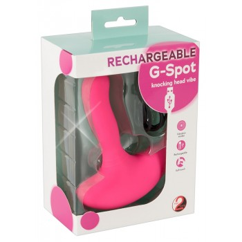 Y2T Rechargeable G-Spot Vibe