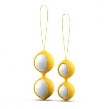 B Swish - bfit Classic Kegel Balls Marigold